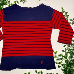 Tommy Hilfiger 3/4 Sleeve Top (L)